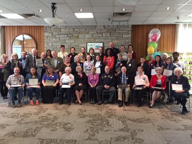 Volunteer West Island  50th anniversary
