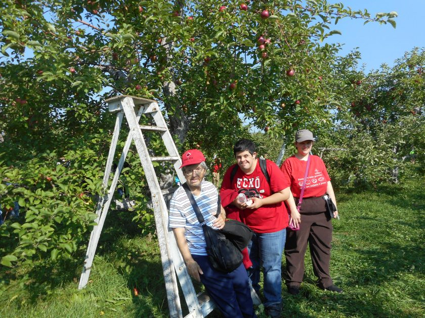 AVATIL/ TCC Cultural Activity/ Apple Picking